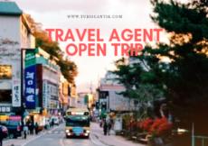 tips memilih open trip ke luar negeri