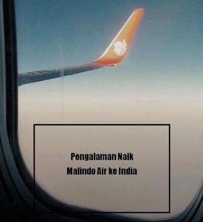 naik malindo air ke india