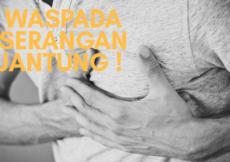 3 cara cegah serangan jantung