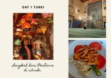 cerita hari pertama di turki
