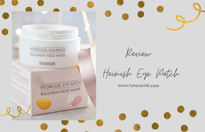 review heimish eye patch
