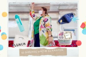 10 barang bawaan ke kantor saat pandemi corona