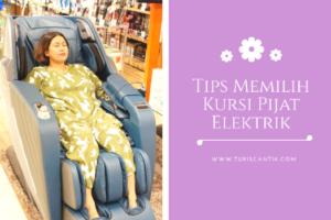 tips memilih kursi pijat elektrik